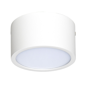 211916 Светильник ZOLLA CYL LED-RD 10W 780LM БЕЛЫЙ 3000K IP44 Lightstar